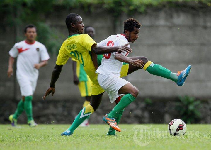 Uji Coba Timnas Indonesia U-23 vs Afrika Selection