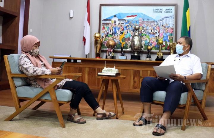 Wawancara Bersama Wali Kota Bandung Oded M Danial