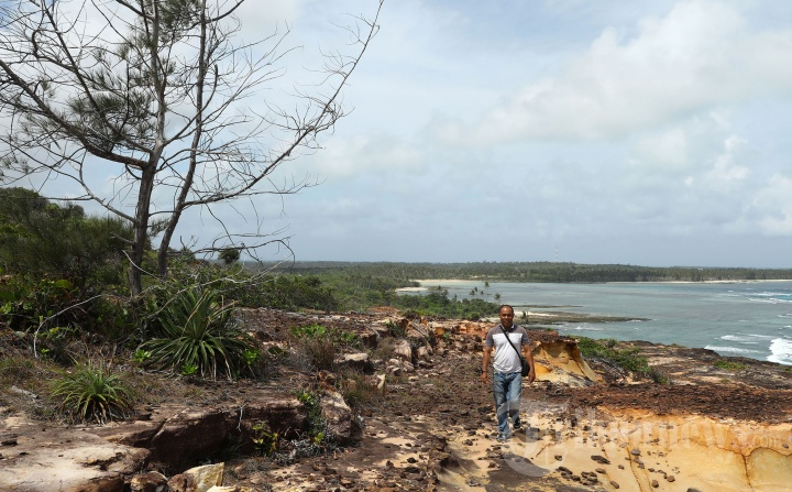 Wisata Tanjung Datuk Natuna
