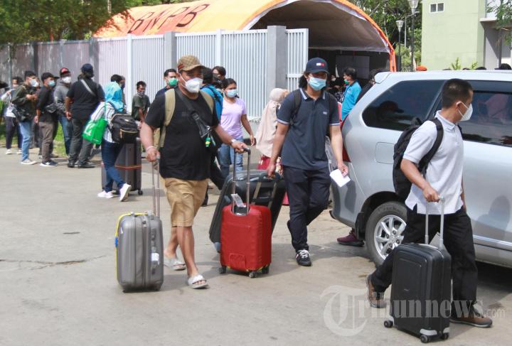 WNI Telah Menjalani Isoma di Tower 8 RSD Wisma Atlet Kemayoran
