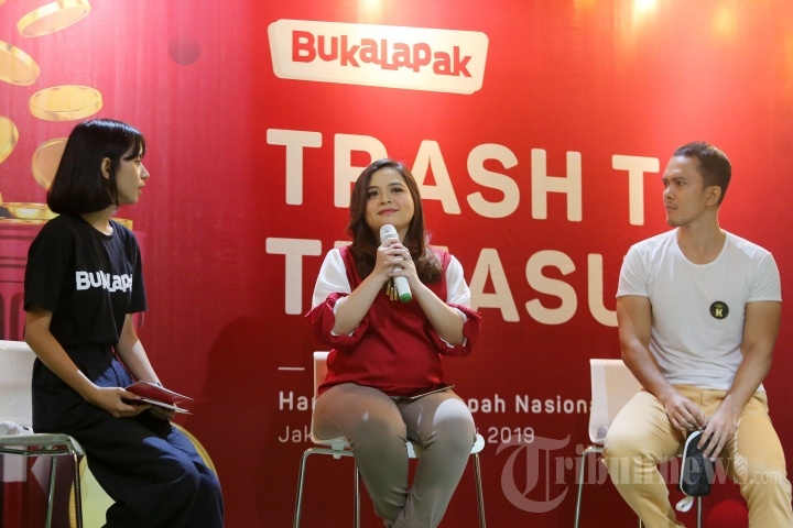 Workshop Bukalapak Trash To Treasure