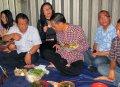 Jokowi Makan Malam Dicangkringan Milik Angota Band Gothic Metal