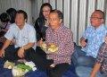 Jokowi Makan di Cangkringan Fatmawati Milik Anggota Band Gothic