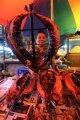 Penjual Cakalang Fufu di Pasar Ekstrim Tomohon