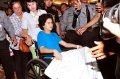 Ahmad Abdul Qodir Jaelani Keluar dari Rumah Sakit