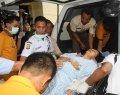 Korban Kecelakaan Kereta KRL versus Truk BBM