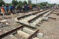 Doble Track Semarang Tegal Mencapai 94 persen