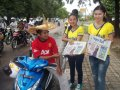 Koran Super Ball Terbit Perdana di Kupang