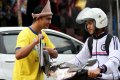 Peluncuran Koran Super Ball Edisi Perdana di Bangka Belitung