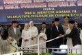 Presiden SBY dan Wapres Boediono Serahkan Hewan Kurban