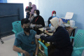 400 Warga Kelurahan Mangunharjo Semarang Lakukan Vaksinasi