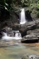 Air Terjun di Ekowisata Tangkahan Sumatera Utara