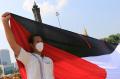 Aksi Bela Palestina Tertib Dan Damai Di Tugu Muda Semarang