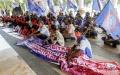 Aksi Buruh Aceh Tolak Surat Menteri…
