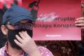 Aksi Dirikan Kantor Darurat Pemberantasan Korupsi
