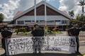 Aksi Mogok Makan Menyikapi 15 Tahun Perdamaian di Aceh