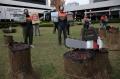 Aksi Tolak Perusakan Hutan Papua