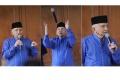 Ragam Ekspresi Amien Rais Saat Gelar Konpers Terkait Pertemuan Prabowo-Jokowi