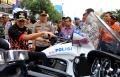 Apel Persiapan Pengamanan Natal dan Tahun Baru di Semarang