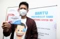 Ariel Noah Divaksinasi Covid-19 Sinovac di RSKIA Kota Bandung