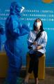 Artis Wika Salim Buka Gerai Drive Thru Untuk Test PCR Antigen di