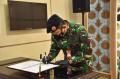 Asisten Logistik Panglima TNI Pimpin Sertijab Waaslog
