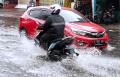 Banjir Cileuncang di Jalan Kopo Citarip Kota Bandung