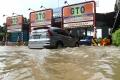 Banjir Kembali Terjang Ibu Kota Jakarta