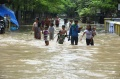 Banjir Kembali Terjang Ibukota
