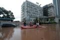 Banjir Landa Kawasan Kemang Jakarta Selatan