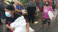 Bantuan Beras PPKM Untuk Warga Terdampak