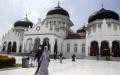 Berwisata ke Masjid Raya Baiturrahman Banda Aceh