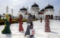 Berwisata ke Masjid Raya Baiturrahman Banda…
