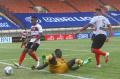 Bhayangkara FC Vs Madura United di Laga BRI Liga 1 2021-2022