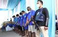 BNN Lampung Musnahkan Barang Bukti 5,13 Kg SS dan 247,5 Kg Ganja