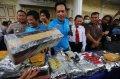 BNN Medan Gagalkan Penyelundupan Sabu dan Pil Ekstasi