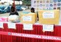 BNN Musnahkan Narkoba di Bandara Soekarno Hatta