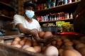 BPS Catat Inflasi Juli Sebesar 0,08 %