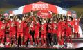 Bungkam Persib Bandung, Persija Jakarta Juara Piala Menpora 2021