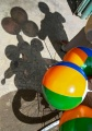 Dadang Hidayat Pedagang Balon Keliling