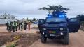 Danrem 174 Merauke Cek Kendaraan Taktis Pengamanan PON XX 2021