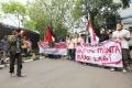 Demo Dukung Kemerdekaan Palestina