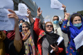 Demo Perempuan Afghanistan
