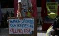 Demo Tolak Balak dan Stop Bencana