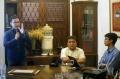 Diskusi Kabinet Jokowi Dan Maruf Amin Di Mata Publik