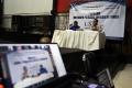 Diskusi Virtual  7 Alasan Pilkada Jangan di Tunda