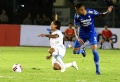 Duel Wander Luiz dengan Irfan Bachdim
