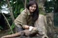 Duta Satwa Indonesia Qory Sandioriva