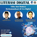 Etika dan Budaya Berkomunikasi di Era Digital