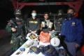 Gagalkan Penyeludupan 800 gram Ganja Kering di Perbatasan RI-PNG